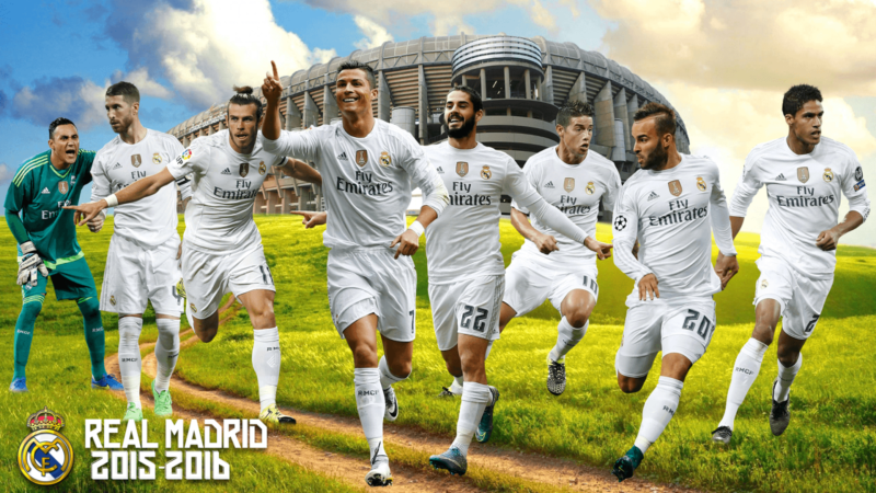 10 Most Popular Real Madrid 2016 Wallpaper FULL HD 1080p For PC Background 2018 free download real madrid wallpapers full hd 2016 wallpaper cave 800x450