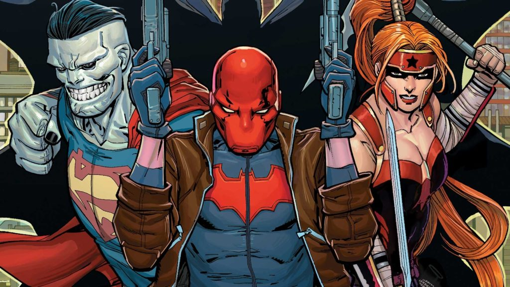 10 New Red Hood And The Outlaws Wallpaper FULL HD 1080p For PC Desktop 2018 free download red hood and the outlaws 1 dc 1024x576