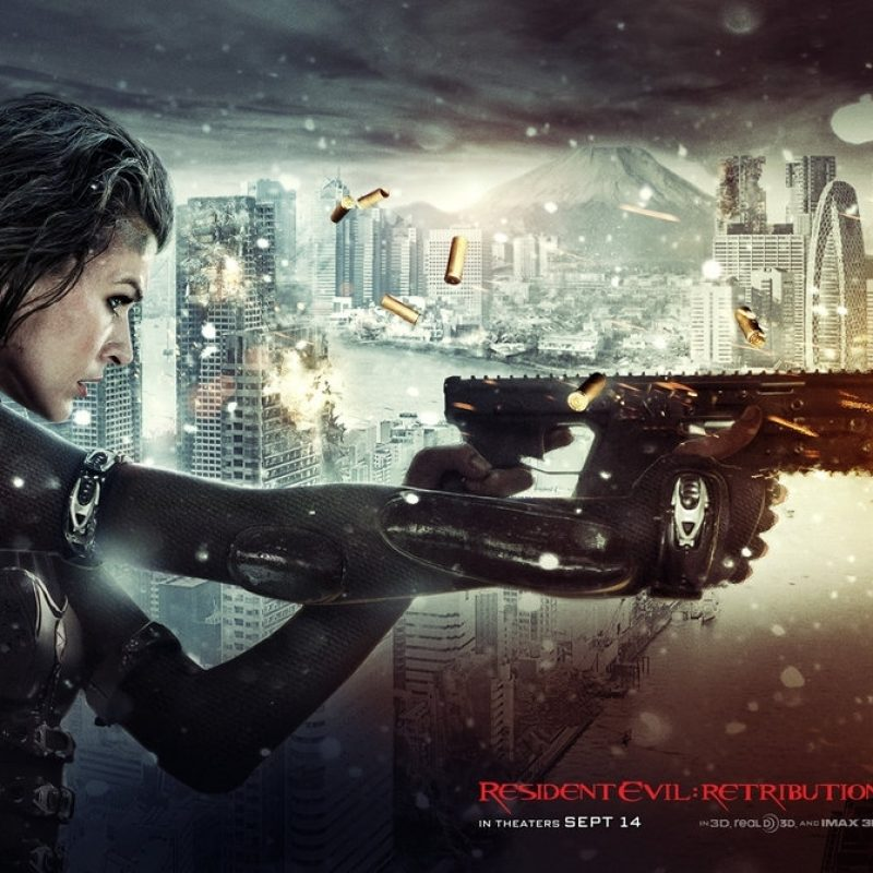 10 Top Resident Evil Movie Wallpaper FULL HD 1920×1080 For PC Desktop 2018 free download resident evil retribution wallpaper 1meioh sama on deviantart 800x800