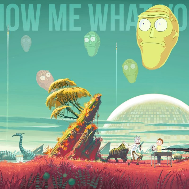 10 Latest Rick And Morty Desktop Backgrounds FULL HD 1080p For PC Background 2018 free download rick and morty wallpaper dump 1080p 103 album on imgur 4 800x800