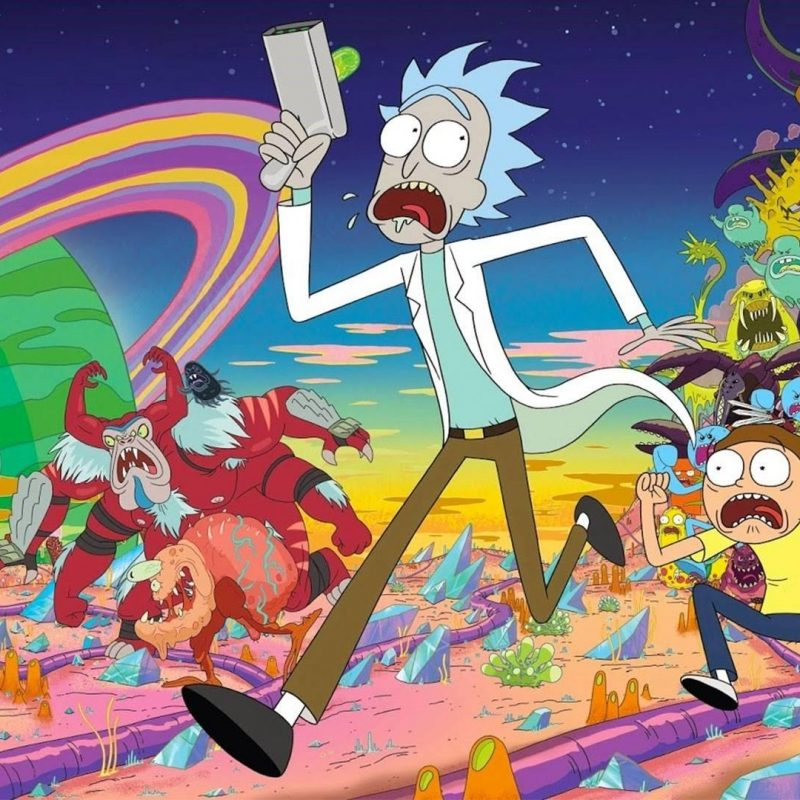 10 Best Rick And Morty Desktop Wallpaper FULL HD 1080p For PC Background 2018 free download rick and morty wallpaper wallpaper studio 10 tens of thousands 800x800