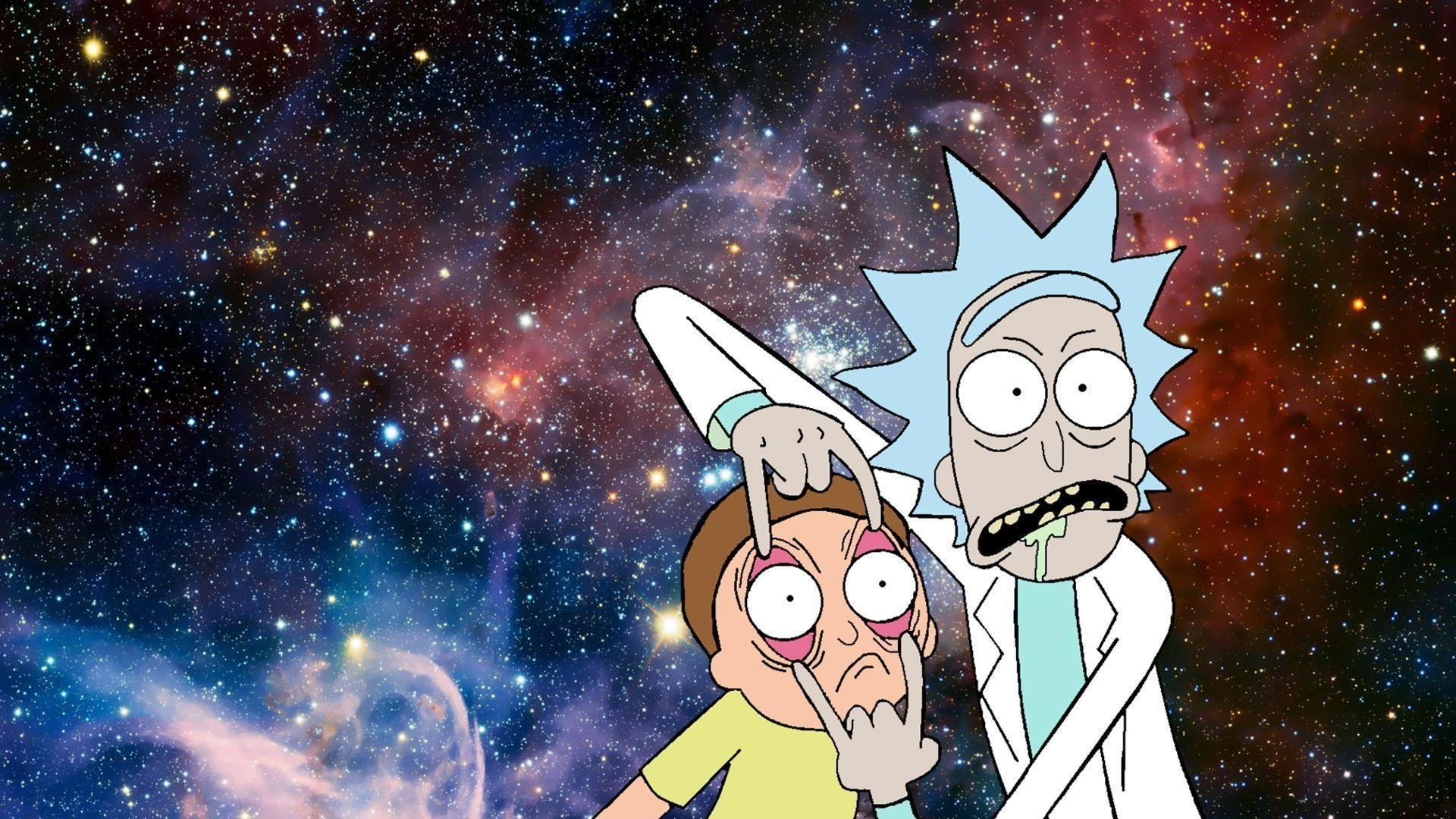 10 Top Rick And Morty Screen Saver Full Hd 19201080 For Pc Desktop