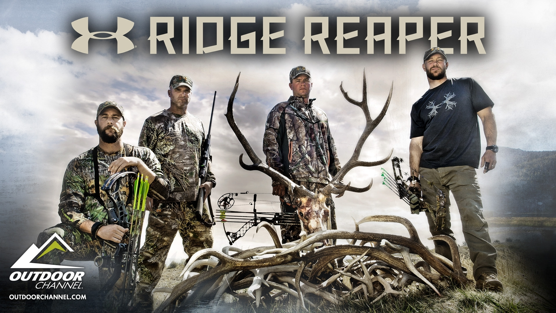 ridge reaper, under armour presents | outdoor channel