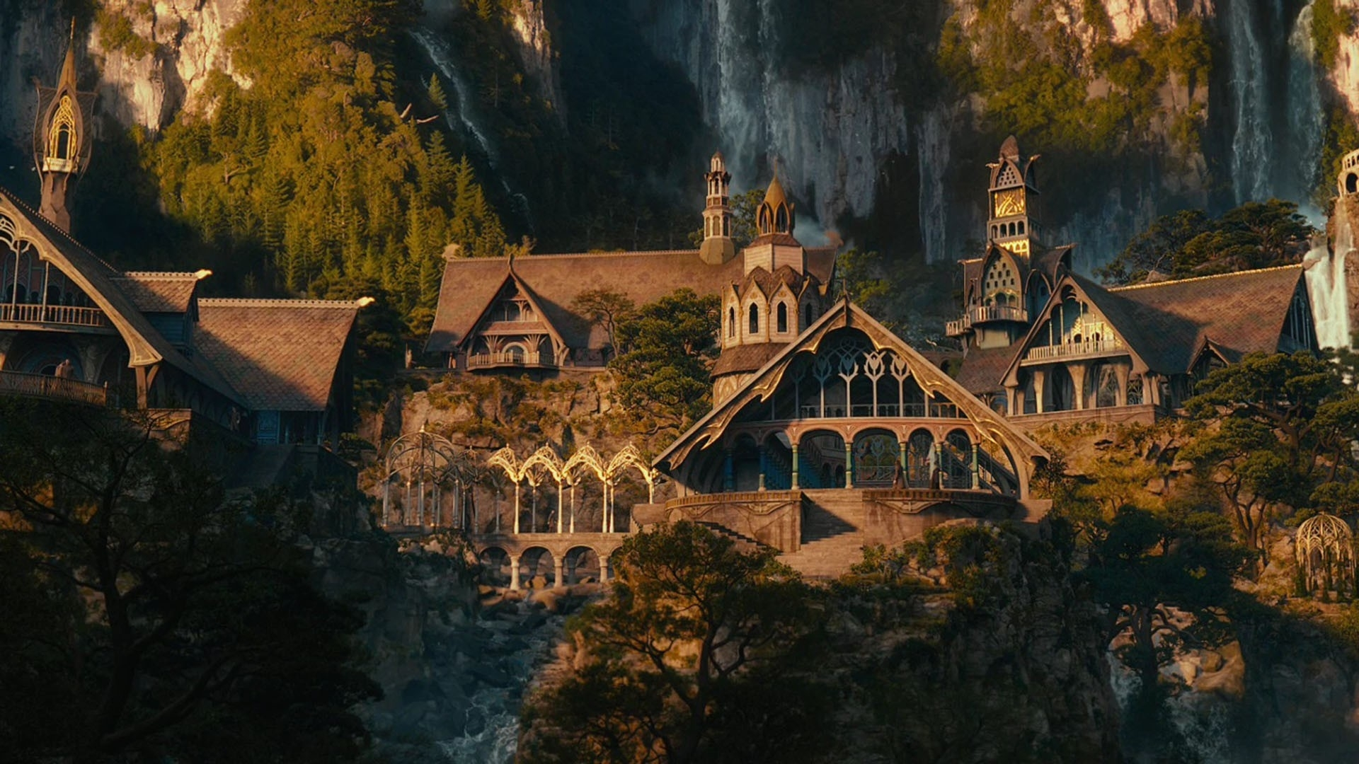 rivendell full hd wallpaper and background image | 1920x1080 | id:373348