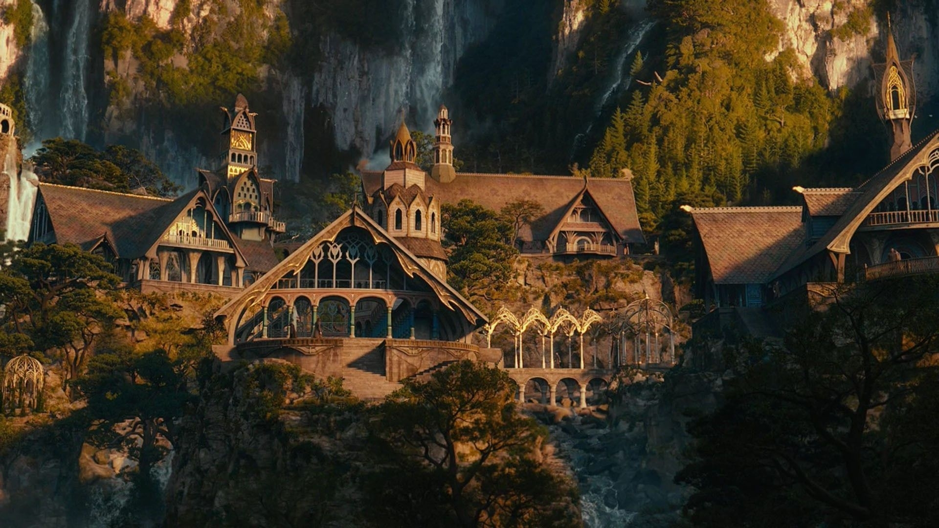 rivendell - the lord of the rings wallpaper # | the lord of the ring