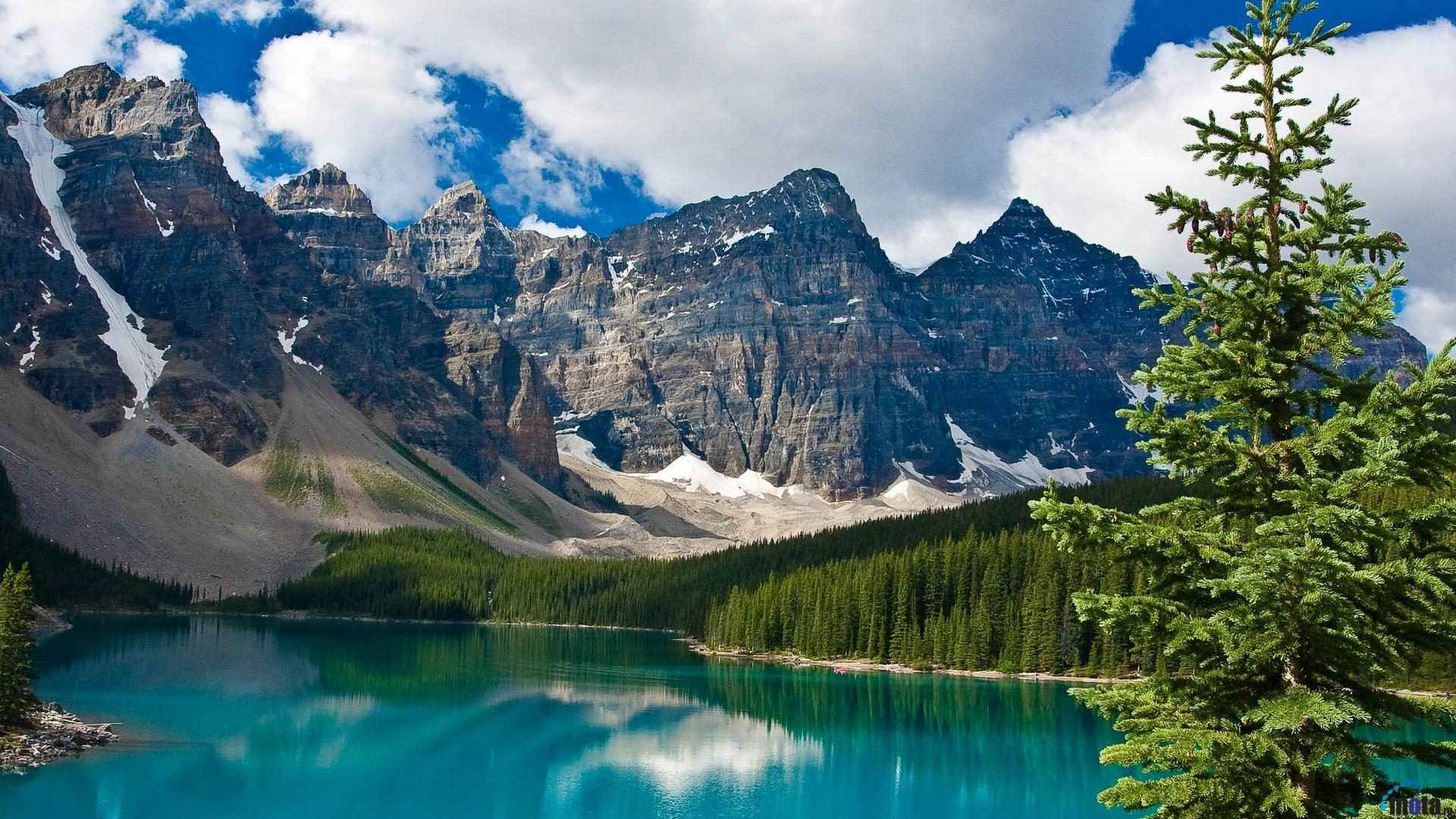 rocky mountains wallpapers high quality | download free