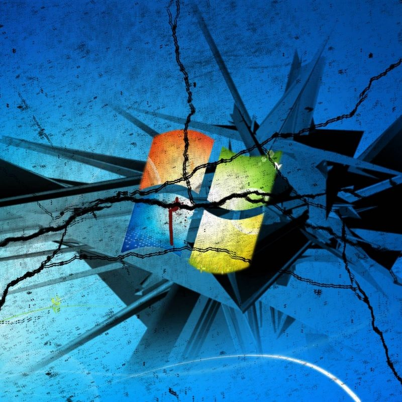 10 New Windows 7 Broken Screen Wallpaper FULL HD 1920×1080 For PC Background 2018 free download roken windows wallpaper broken windows widescreen images 800x800