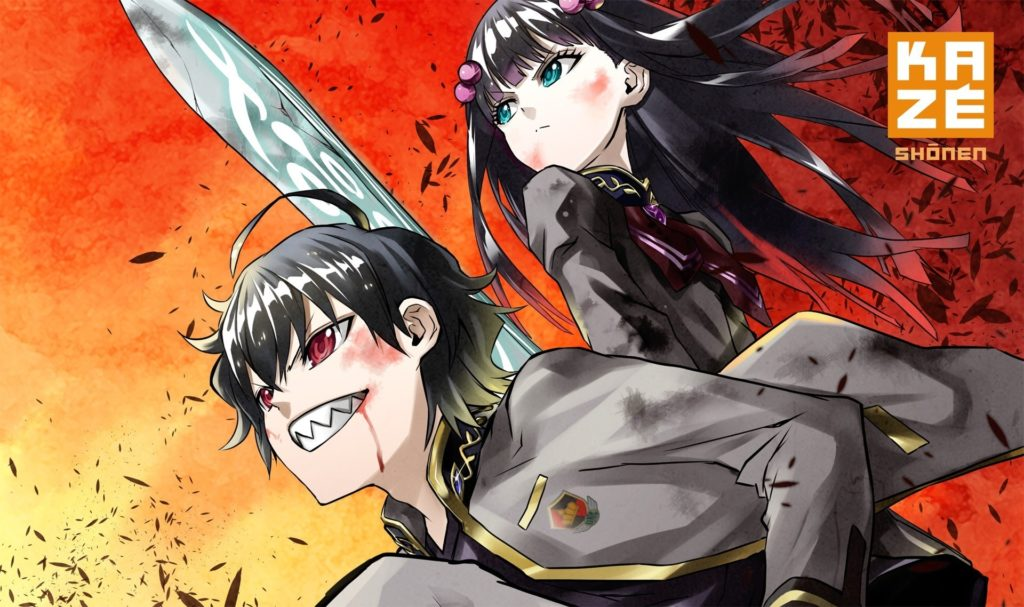 10 Latest Twin Star Exorcists Wallpaper FULL HD 1080p For PC Desktop 2018 free download rokuro and benio wallpaper rokubeni twin star exorcists 1024x607