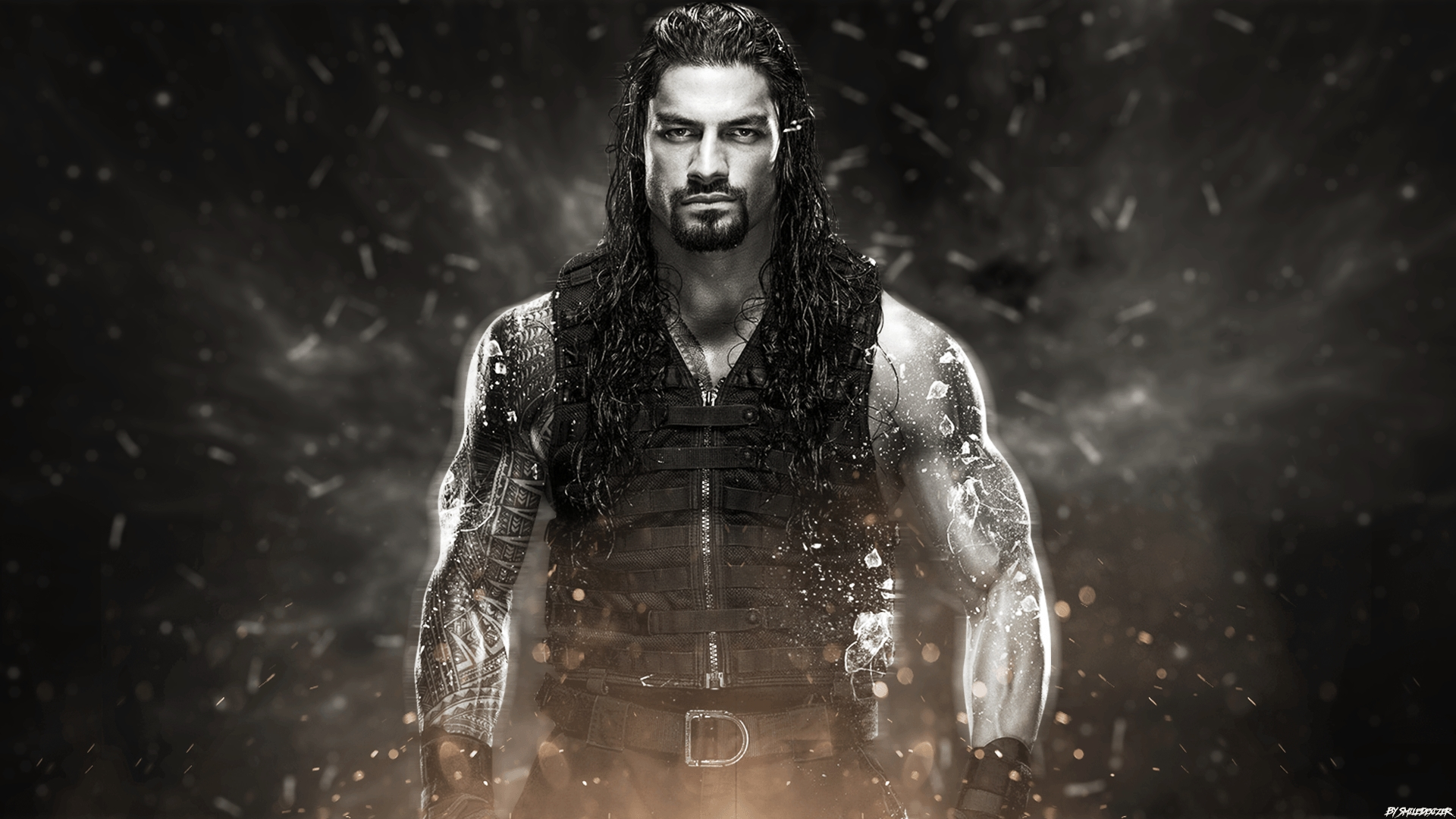 10 Latest Wwe Roman Reigns Wallpapers FULL HD 1920×1080 For PC Background
