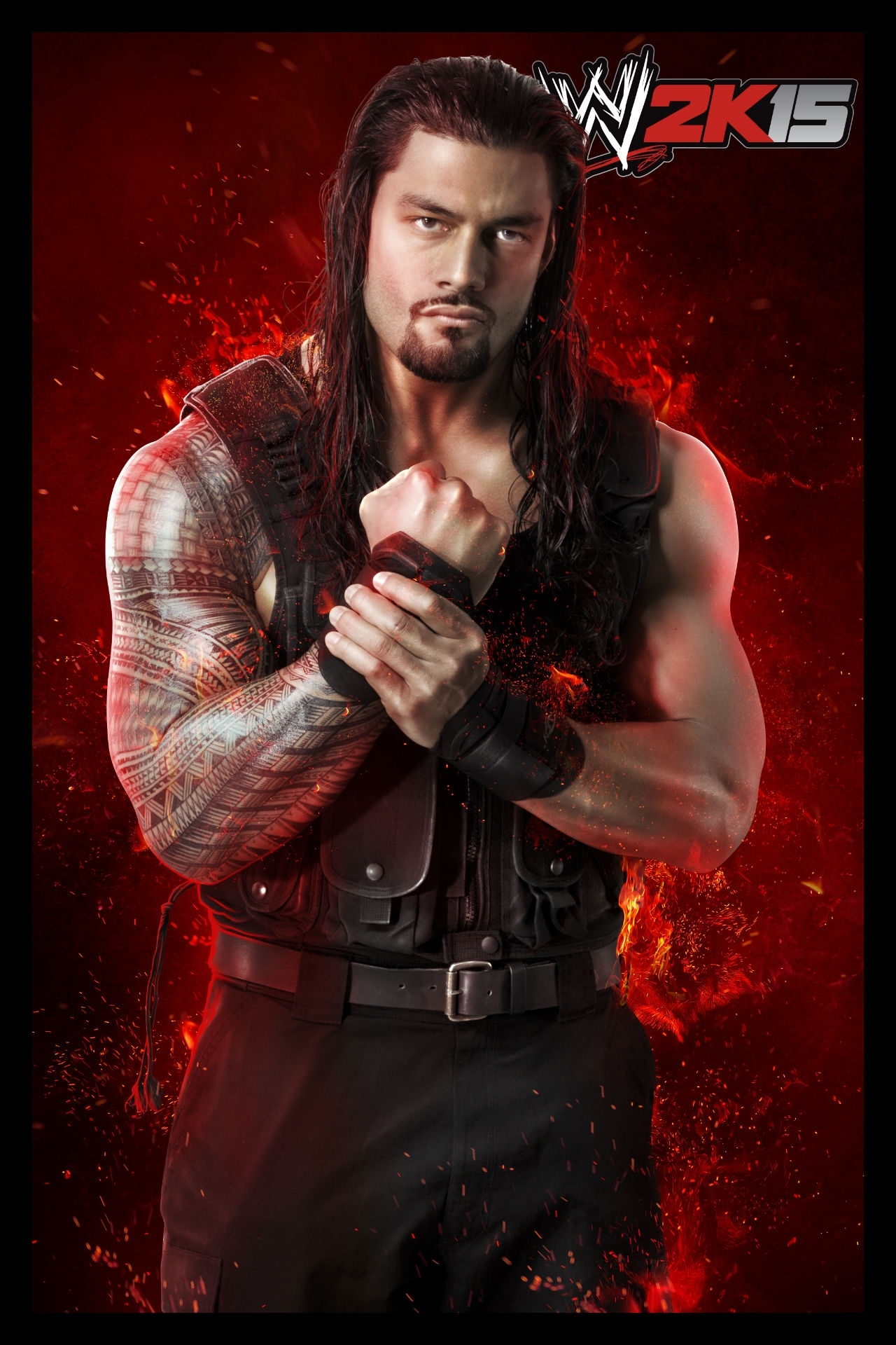 10 Latest Wwe Roman Reigns Wallpapers Full Hd 1920 1080 For Pc
