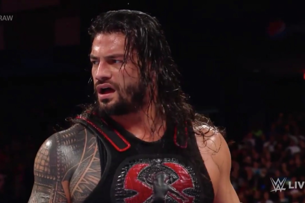 10 Best Photos Of Roman Reigns FULL HD 1920×1080 For PC Background 2018 free download roman reigns loses temper loses to samoa joedq on raw 1024x683