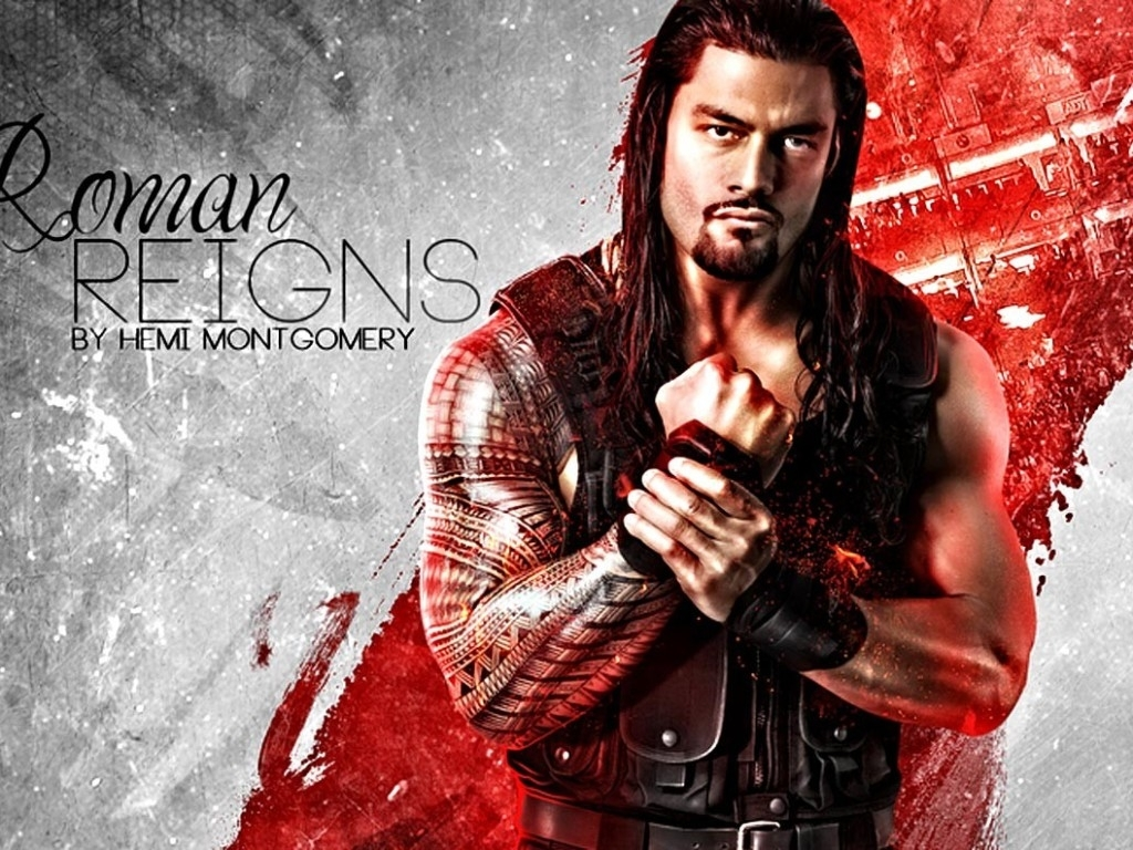 roman reigns wwe superman hd wallpaper #3453
