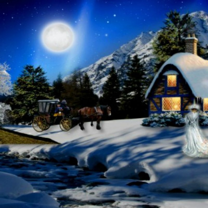 10 Top Romantic Winter Night Wallpaper FULL HD 1080p For PC Desktop 2018 free download romantic winter night wallpapers photo outdoors wallpaper 1080p 800x800