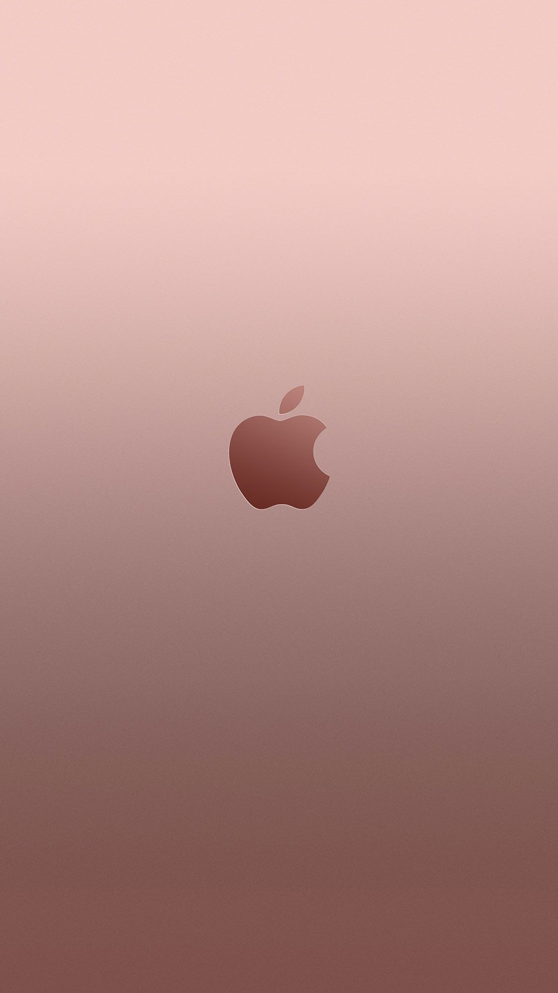 rose-gold--apple-iphone-6s-wallpaper | fond d'écran | pinterest