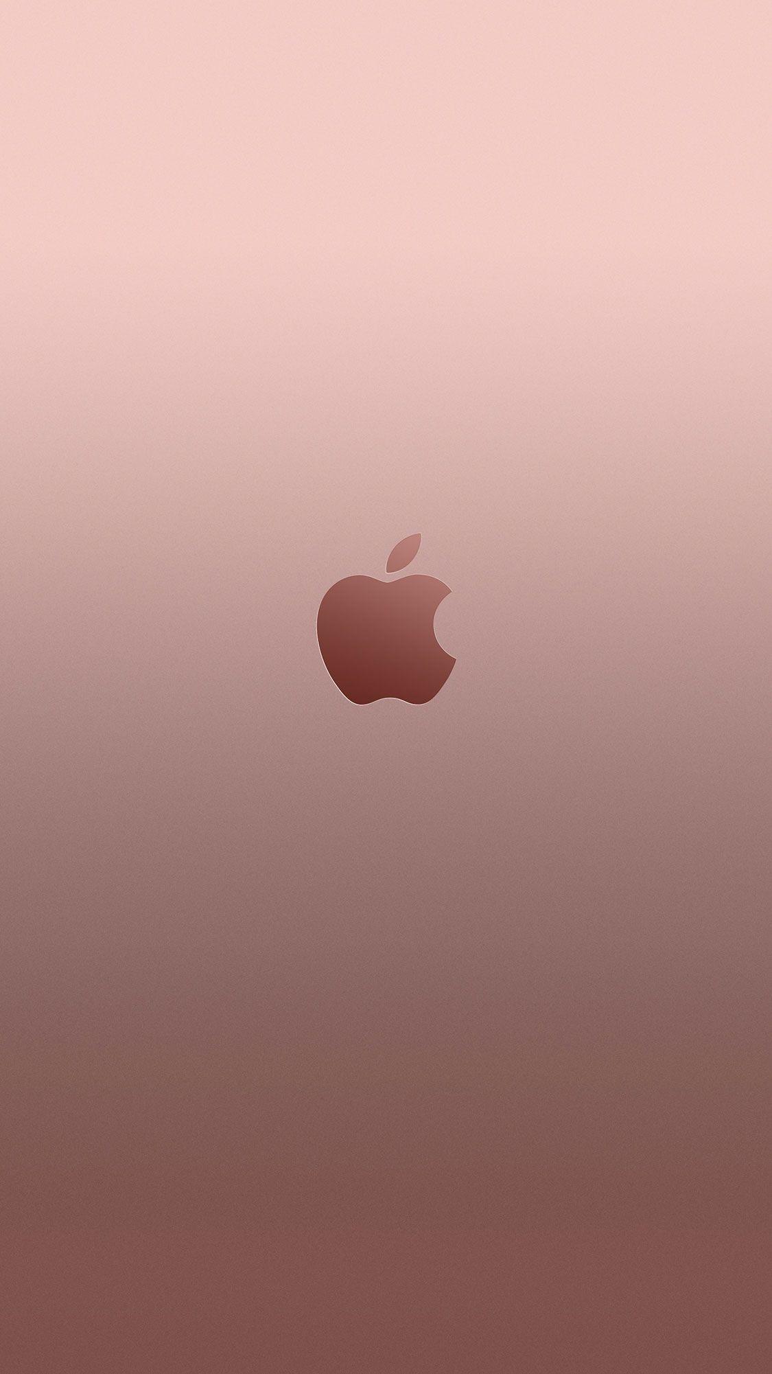 rose-gold--apple-iphone-6s-wallpaper | modeling | pinterest | Écran