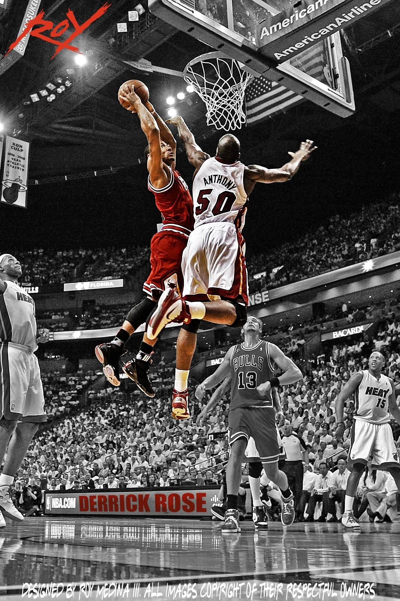 10 New Derrick Rose Iphone Wallpaper FULL HD 1920×1080 For PC Background