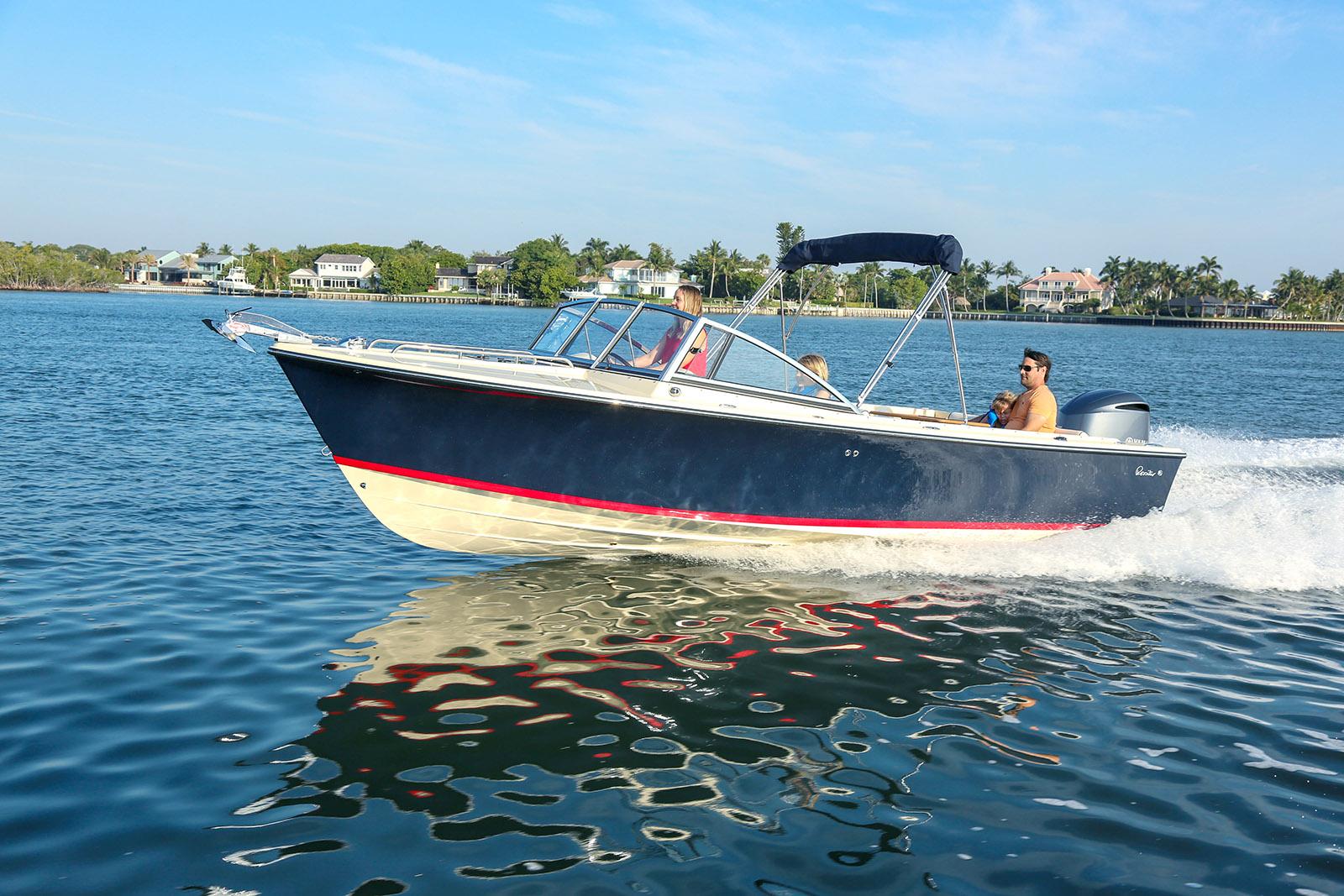 rossiter23 cdb - rossiter boats