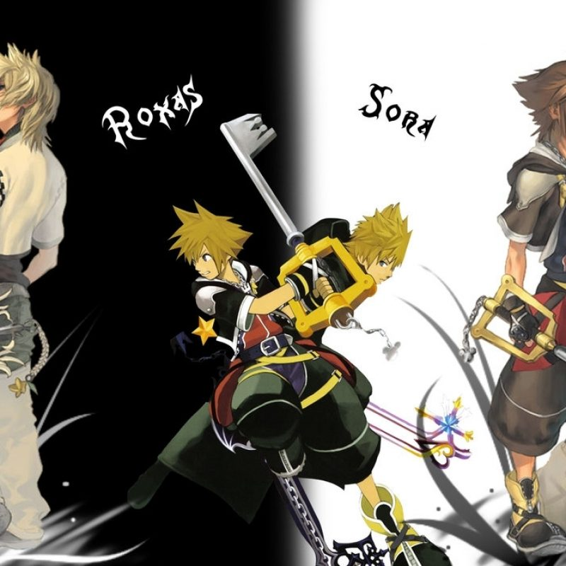 10 Top Sora And Roxas Wallpaper FULL HD 1920×1080 For PC Desktop 2018 free download roxas sora wallpaperyugoku chan on deviantart 800x800