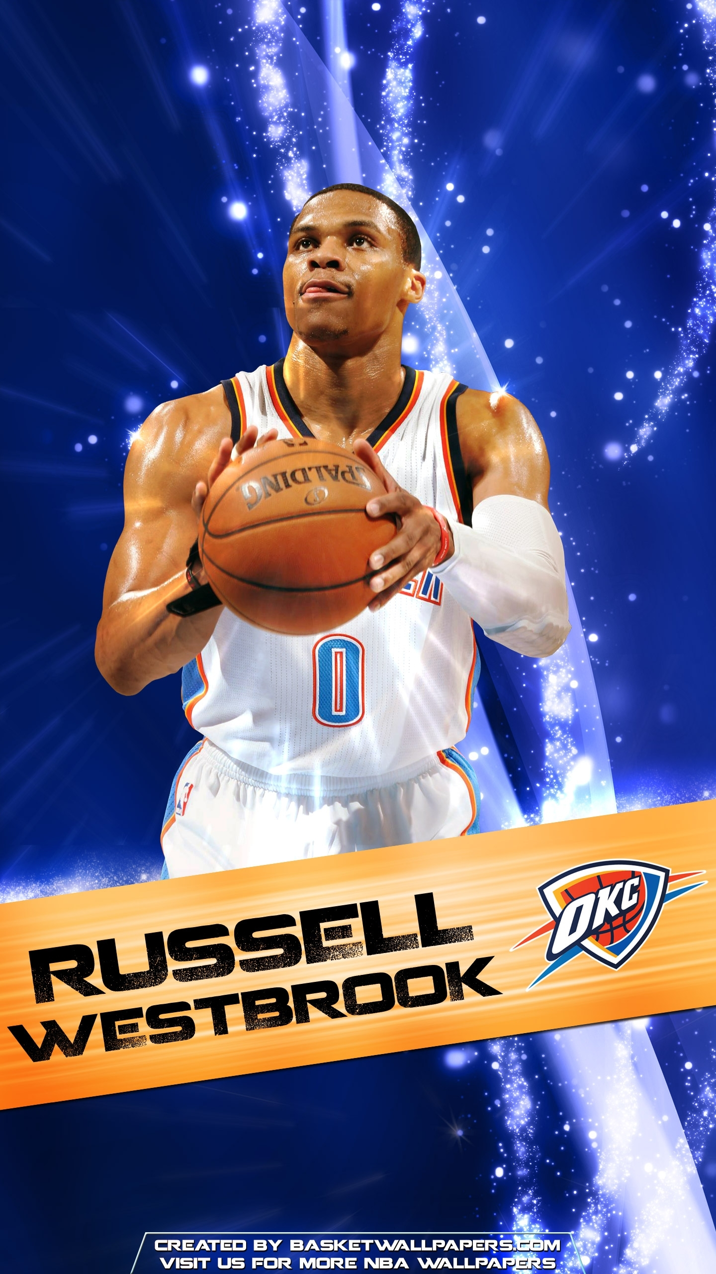 10 Most Popular Russell Westbrook Wallpaper Iphone FULL HD 1920x1080