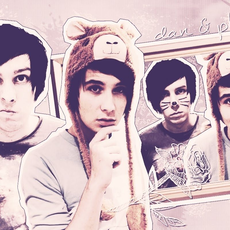 10 Most Popular Dan And Phil Backgrounds FULL HD 1920×1080 For PC Desktop 2020 free download sad song we the kings phan six years of phan music video youtube 800x800
