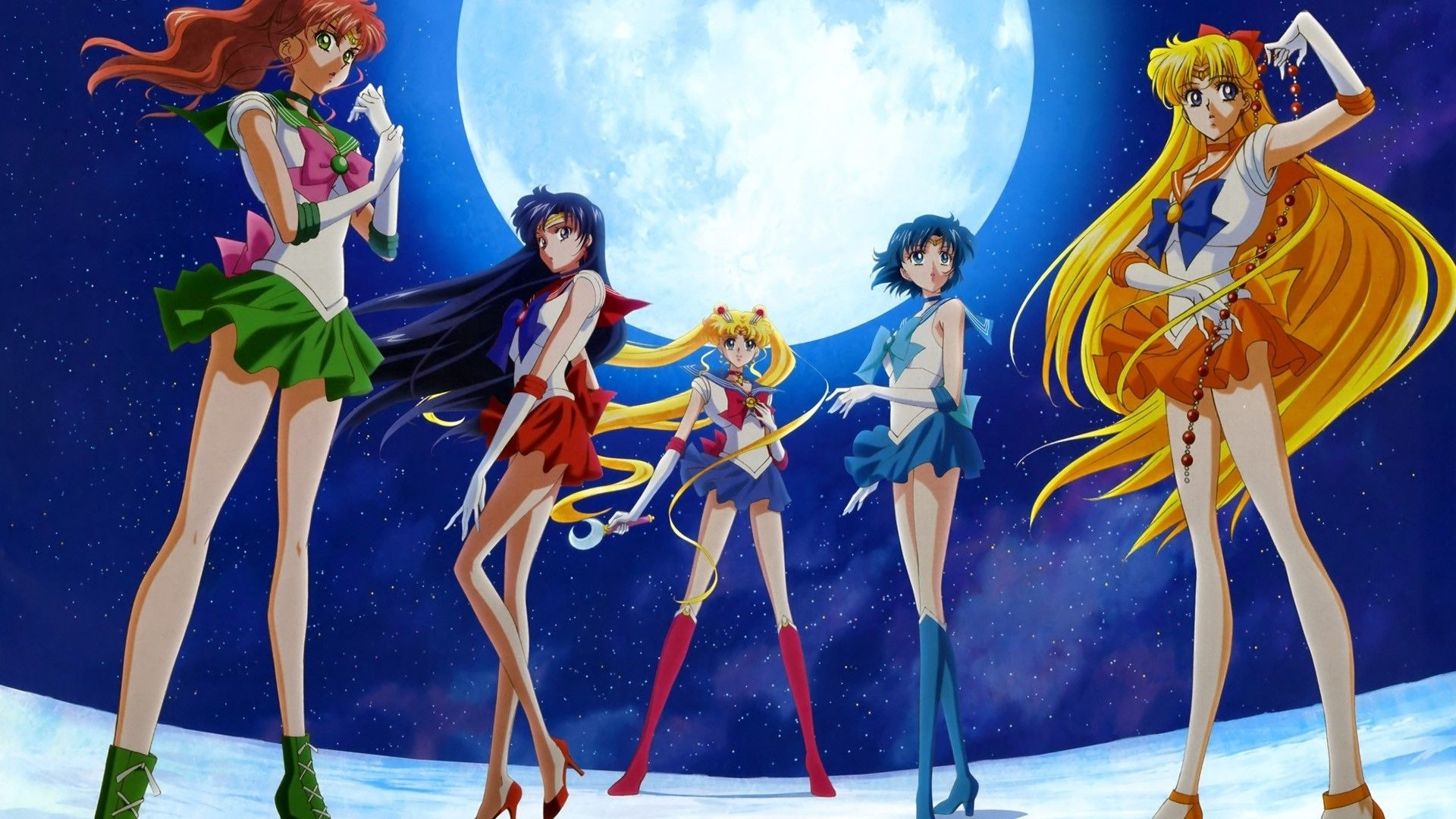 10 Best Sailor Moon Crystal Wallpaper 1920X1080 FULL HD 1080p For PC Desktop