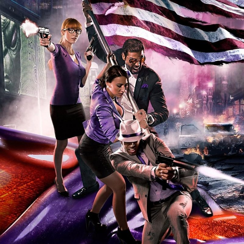 10 Most Popular Saints Row 4 Wallpaper FULL HD 1920×1080 For PC Desktop 2018 free download saints row 4 wallpaper 133061 800x800