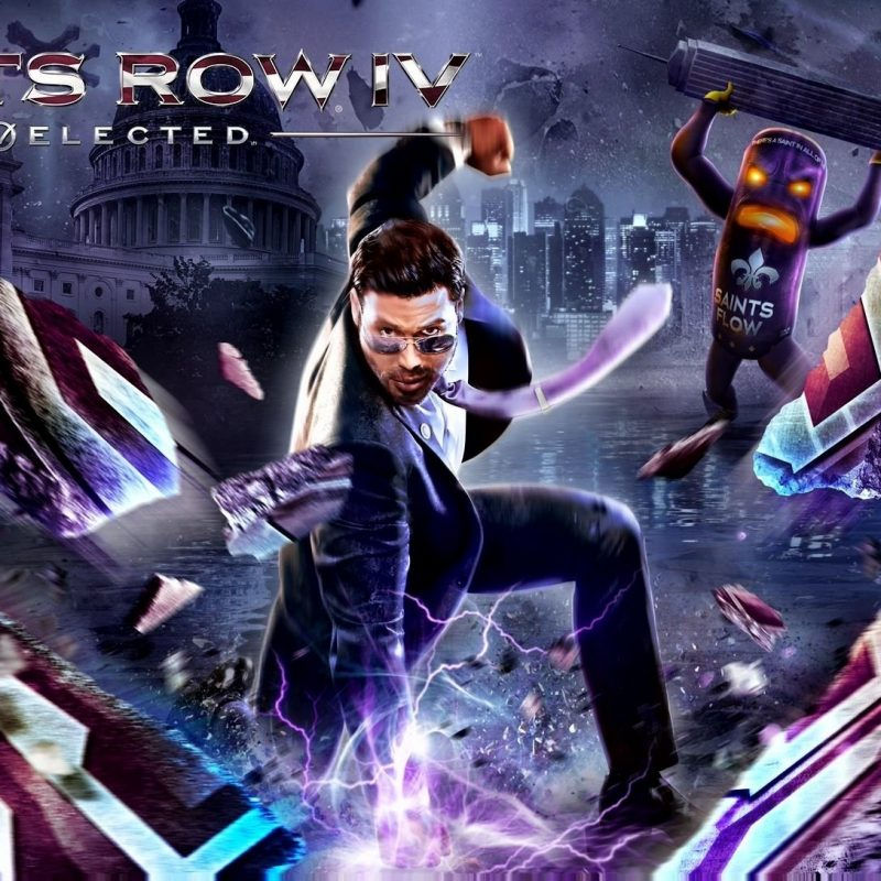10 Most Popular Saints Row 4 Wallpaper FULL HD 1920×1080 For PC Desktop 2018 free download saints row iv re elected full hd wallpaper and background image 800x800