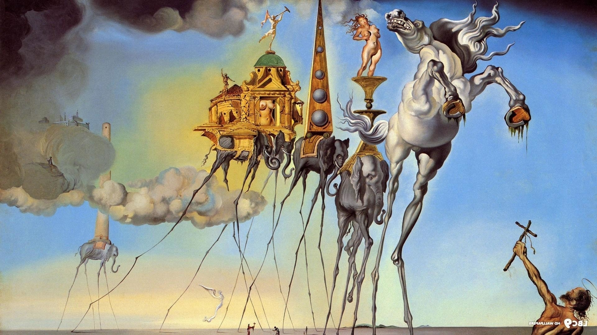 salvador dali wallpapers free (63+ images)