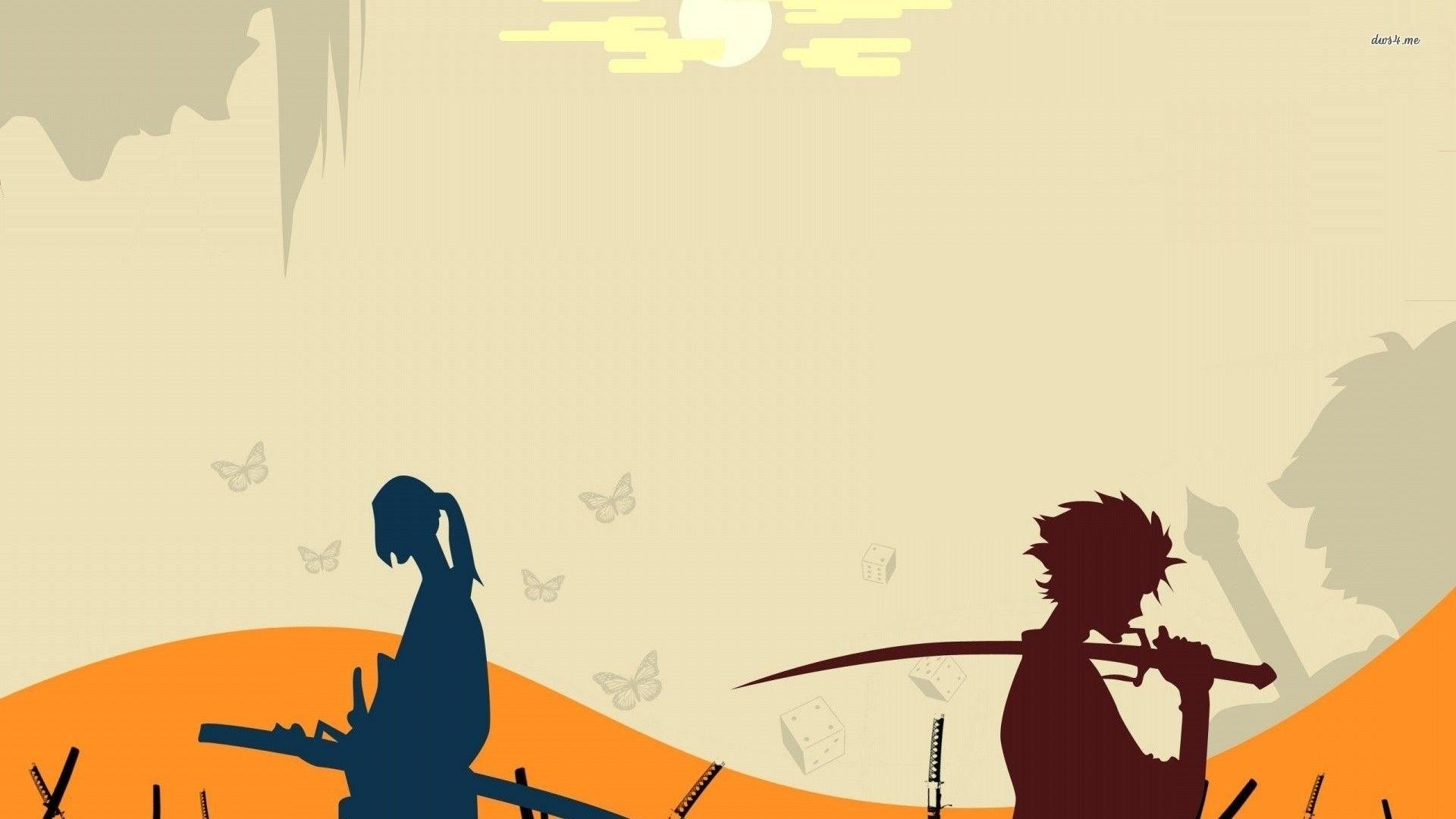 samurai champloo 457966 - walldevil
