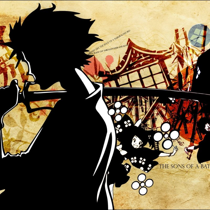 10 Best Samurai Champloo Wallpaper Hd FULL HD 1080p For PC Background 2018 free download samurai champloo full hd fond decran and arriere plan 1920x1200 800x800