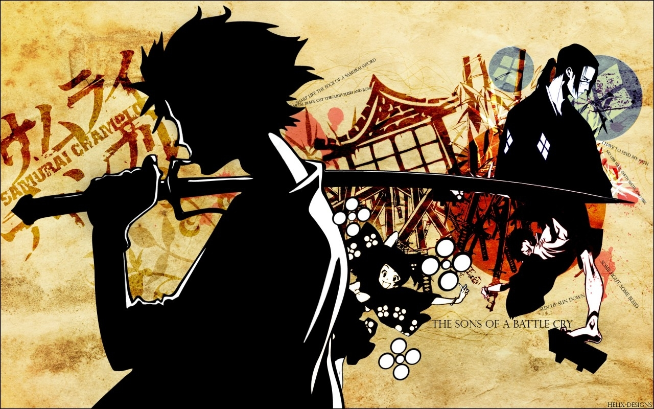 samurai champloo wallpapers - wallpapervortex