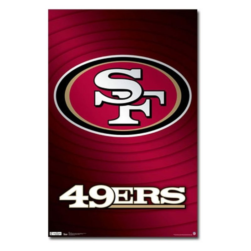 10 Latest Images Of The 49Ers Logo FULL HD 1080p For PC Desktop 2018 free download san francisco 49ers logo 11 wall poster 800x800