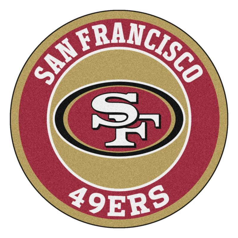 10 Latest Images Of The 49Ers Logo FULL HD 1080p For PC Desktop 2018 free download san francisco 49ers logo 49ers symbol meaning history and evolution 800x800