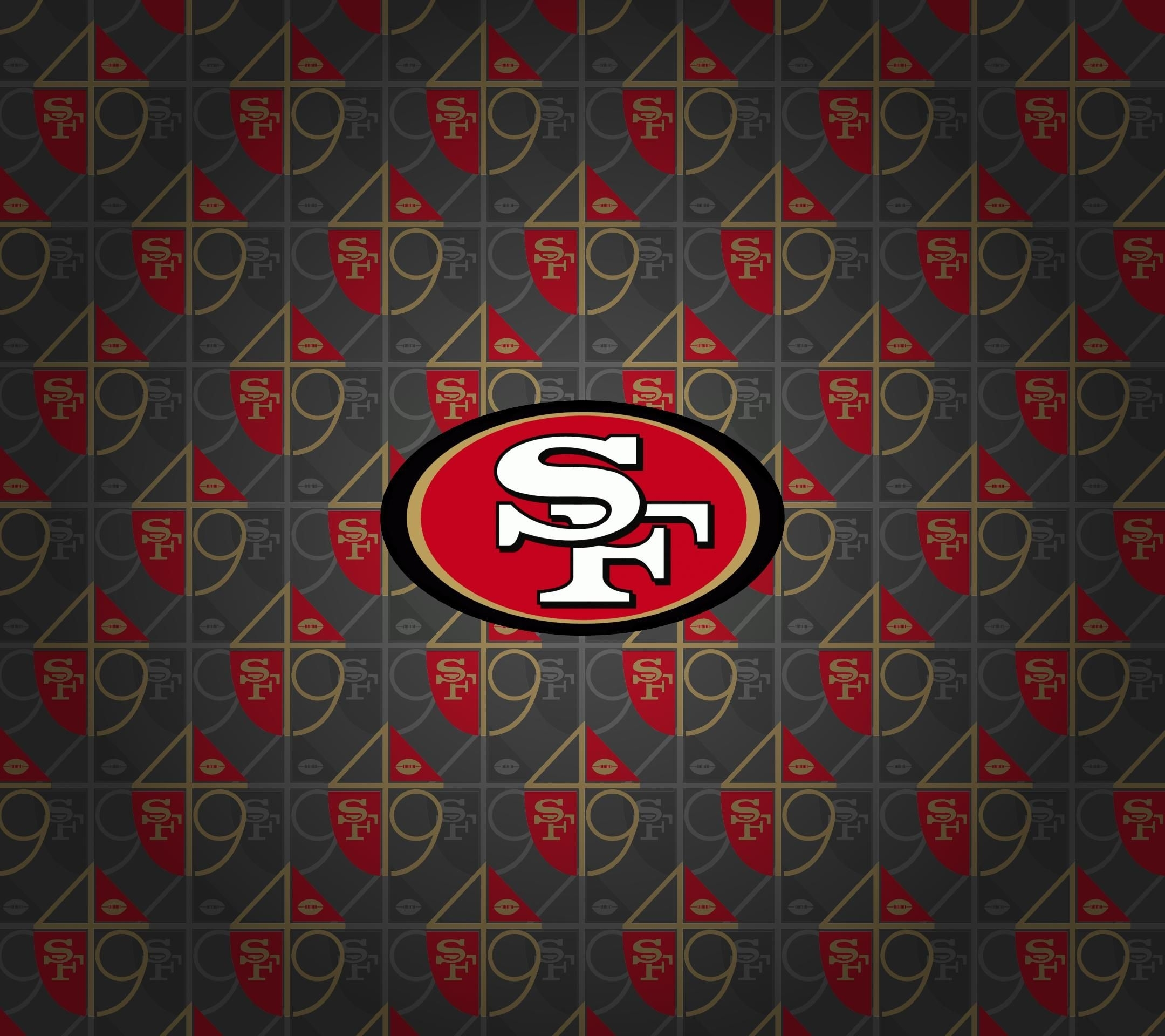 10 Top San Francisco 49Ers Logo Wallpaper FULL HD 1920 ...