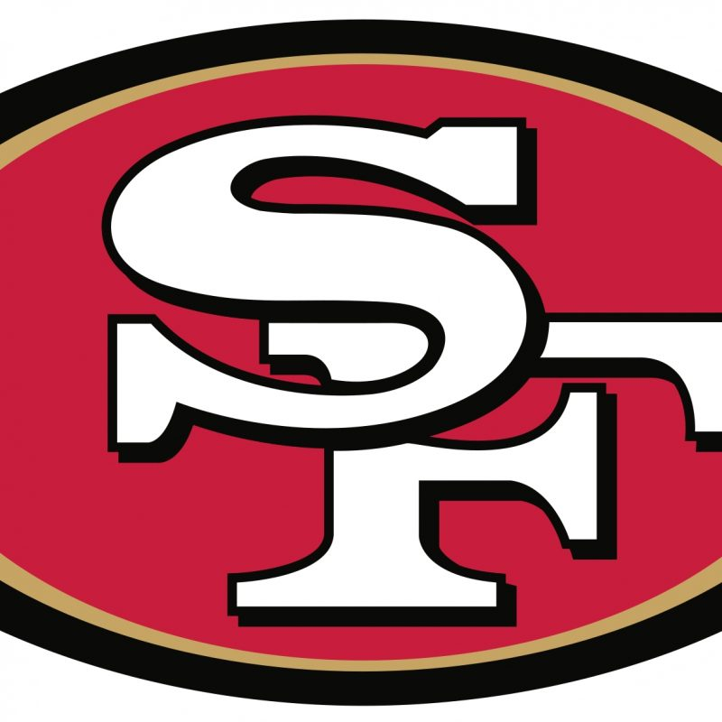 10 Latest Images Of The 49Ers Logo FULL HD 1080p For PC Desktop 2018 free download san francisco 49ers logo nfl france 800x800