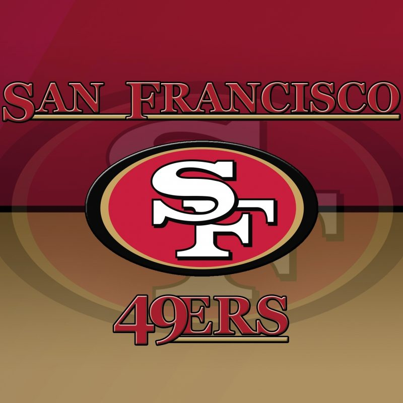 10 Most Popular San Francisco 49Er Wallpaper FULL HD 1080p For PC Background 2018 free download san francisco 49ers logo wallpaper 1318489 800x800