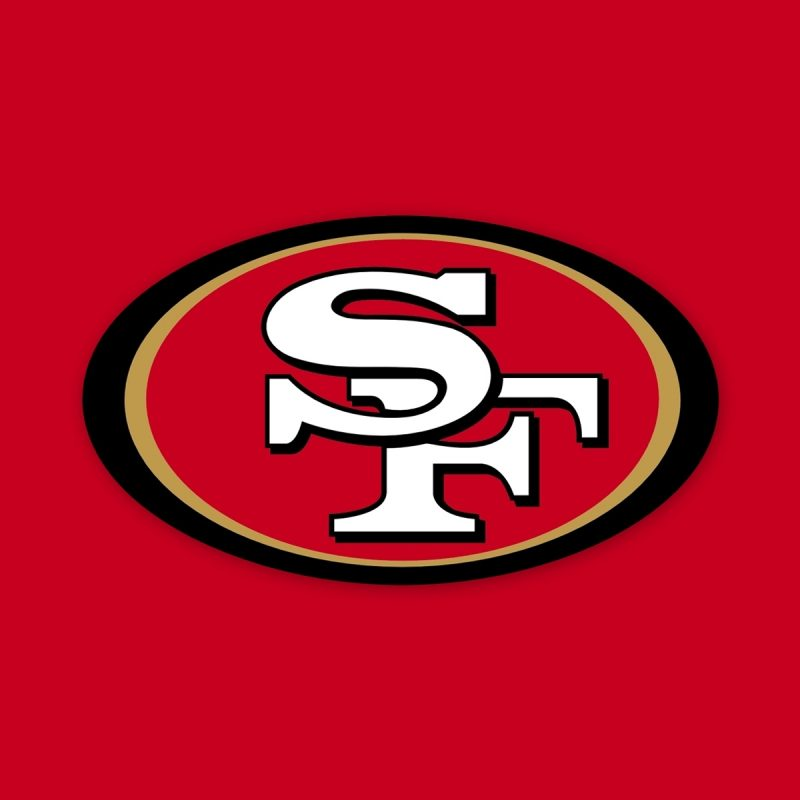 10 Latest Images Of The 49Ers Logo FULL HD 1080p For PC Desktop 2018 free download san francisco 49ers logo wallpaper 908067 800x800