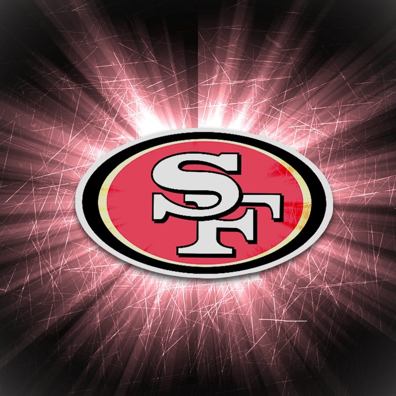 10 Top San Francisco 49Ers Logo Wallpaper FULL HD 1920×1080 For PC Desktop 2018 free download san francisco 49ers logo wallpaper wallpaper wiki 800x800