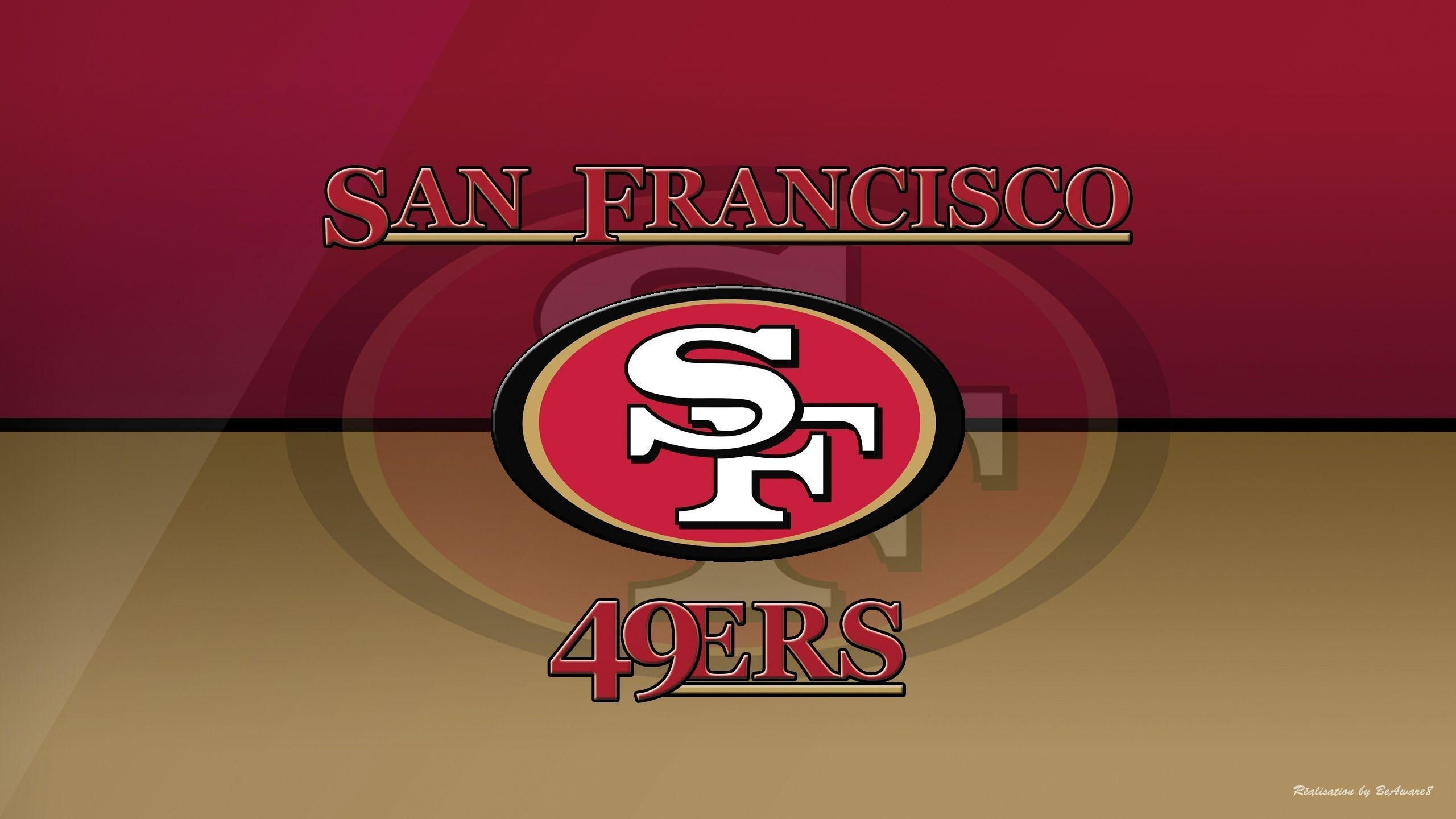 san francisco 49ers wallpapers 2017 - wallpaper cave