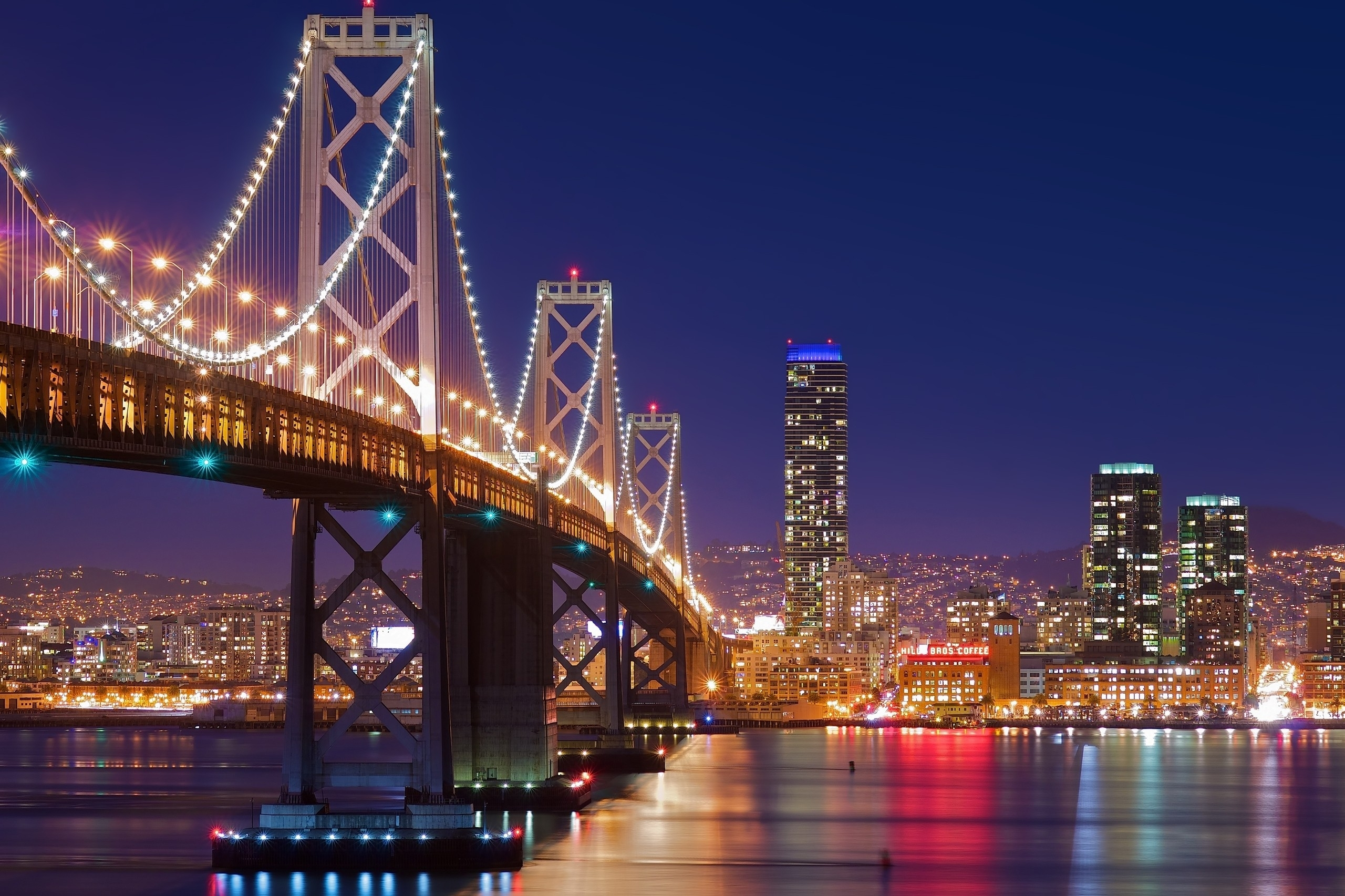 san francisco night wallpaper | allwallpaper.in #16936 | pc | en