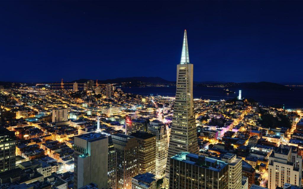 10 Latest San Francisco Skyline At Night Hd FULL HD 1920×1080 For PC Desktop 2018 free download san francisco wallpaper desktop h882716 city hd wallpaper 1024x640