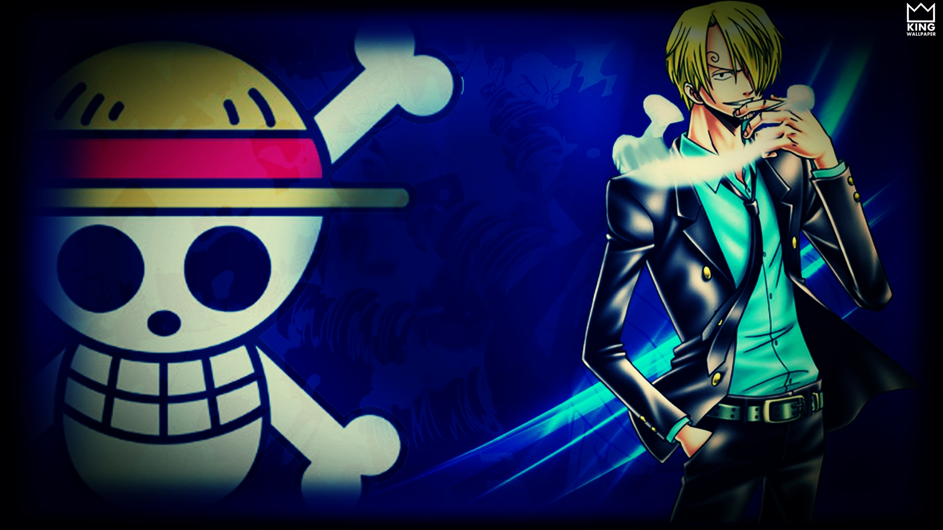 sanji one piece wallpapers - wallpaper cave