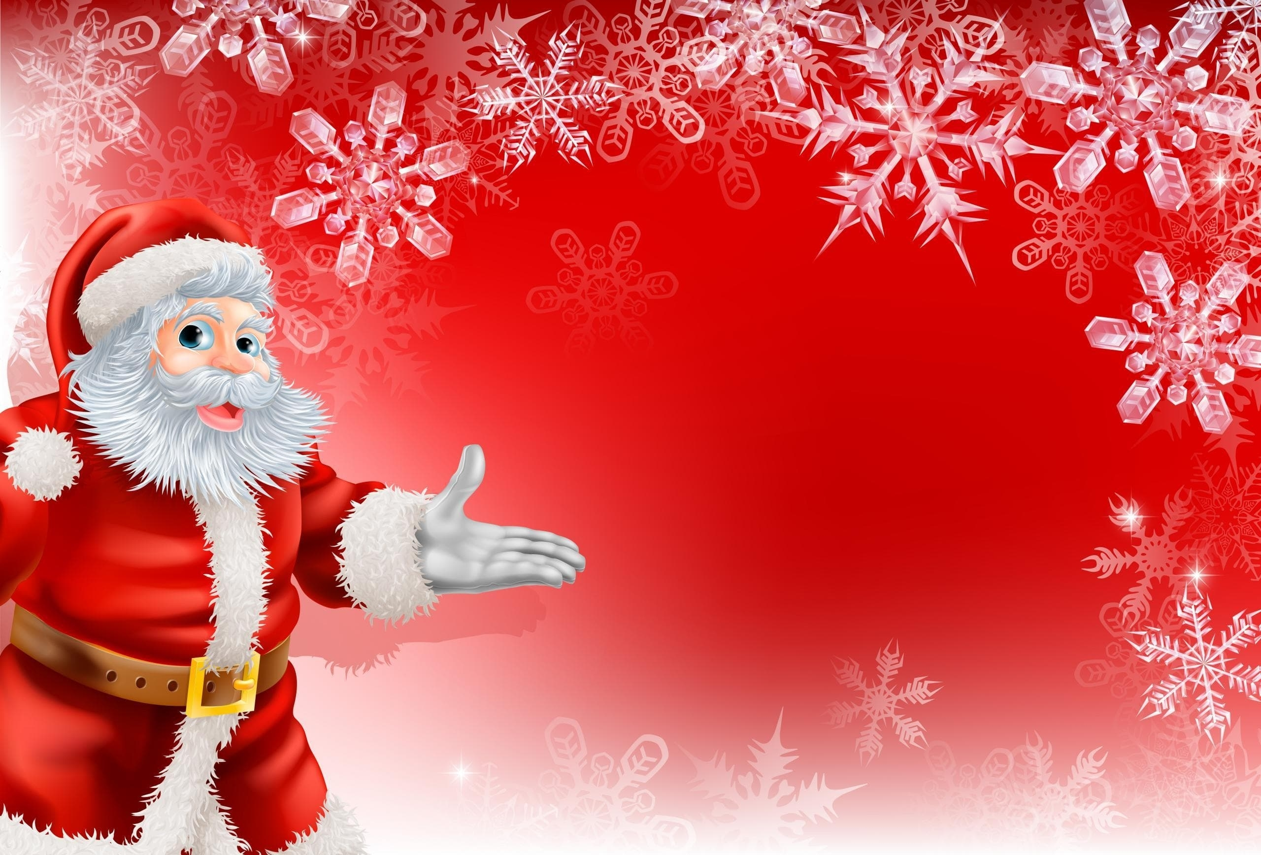 santa claus hd desktop wallpapers | 7wallpapers