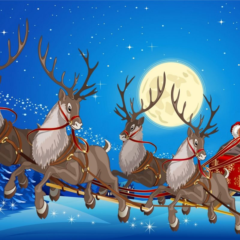 10 Most Popular Santa Claus Wallpaper Hd FULL HD 1080p For PC Background 2020 free download santa claus sleigh with reindeer gifts full moon desktop wallpaper 800x800