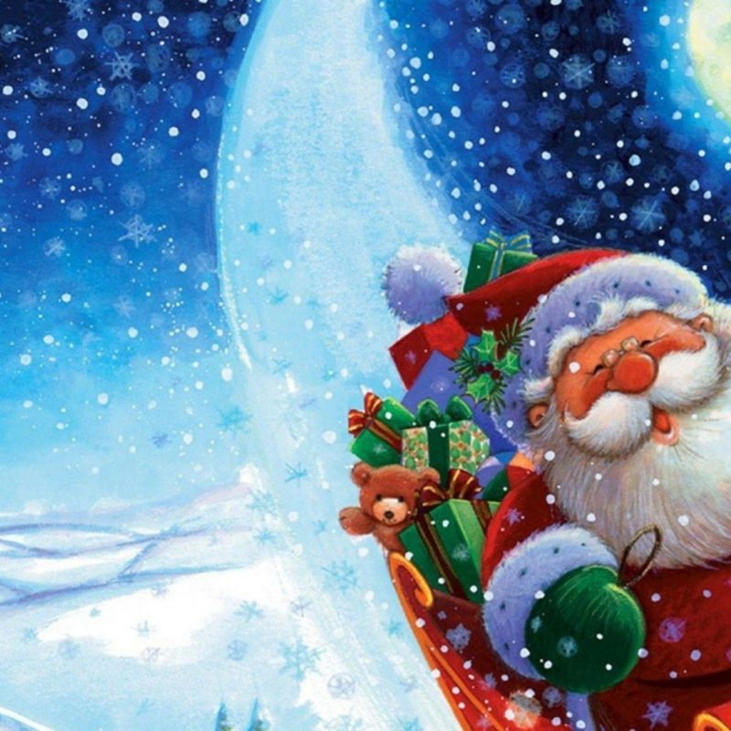 10 New Christmas Santa Claus Wallpaper FULL HD 1080p For PC Desktop 2020 free download santa claus wallpapers free wallpaper cave 2 800x800