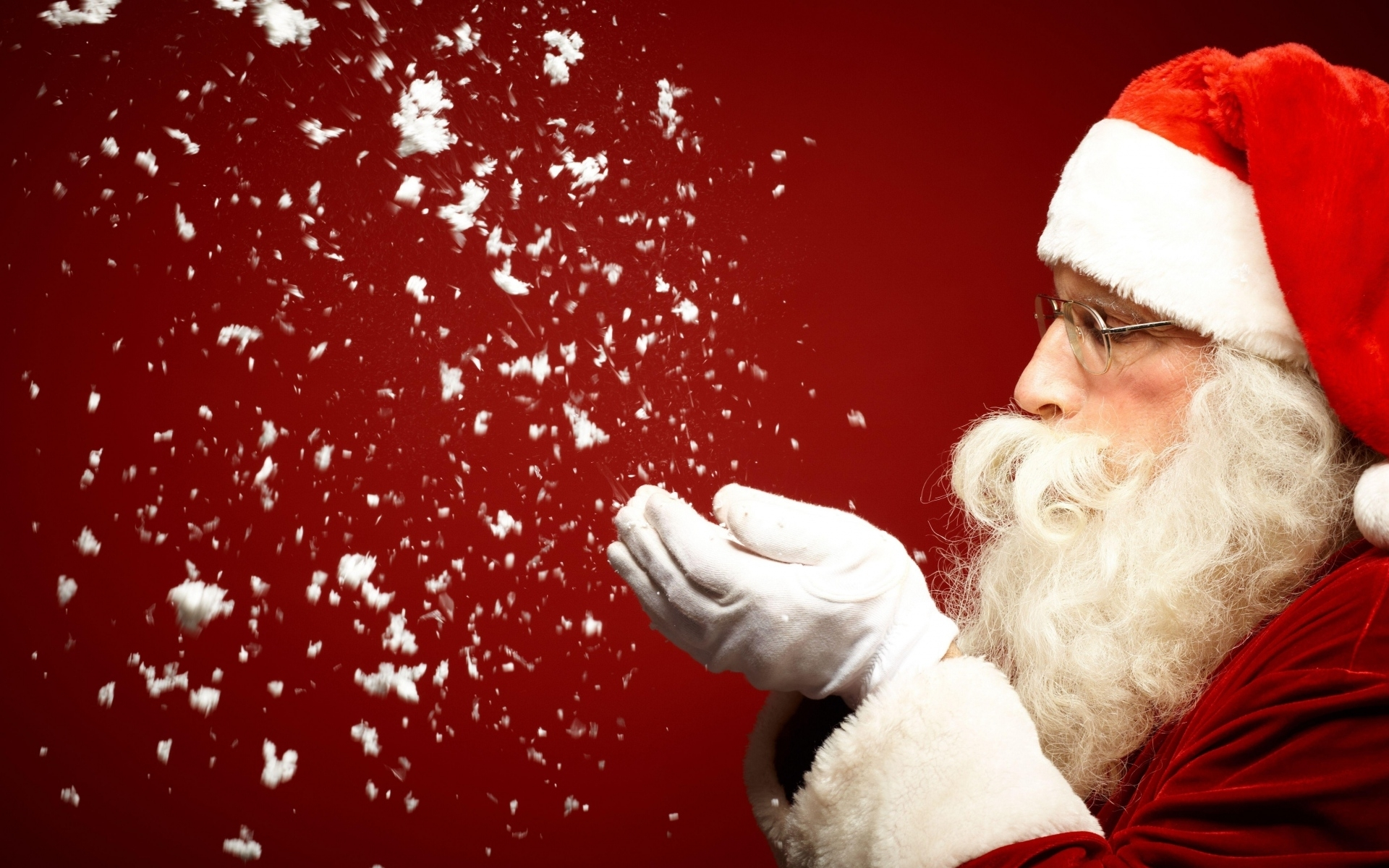 santa claus wallpapers widescreen