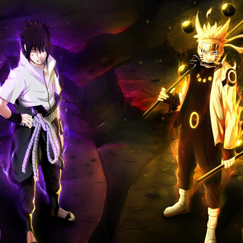10 Best Naruto And Sasuke Wallpaper Hd FULL HD 1080p For PC Background 2018 free download sasuke and naruto full hd wallpaper and background image 3620x2594 1 800x800
