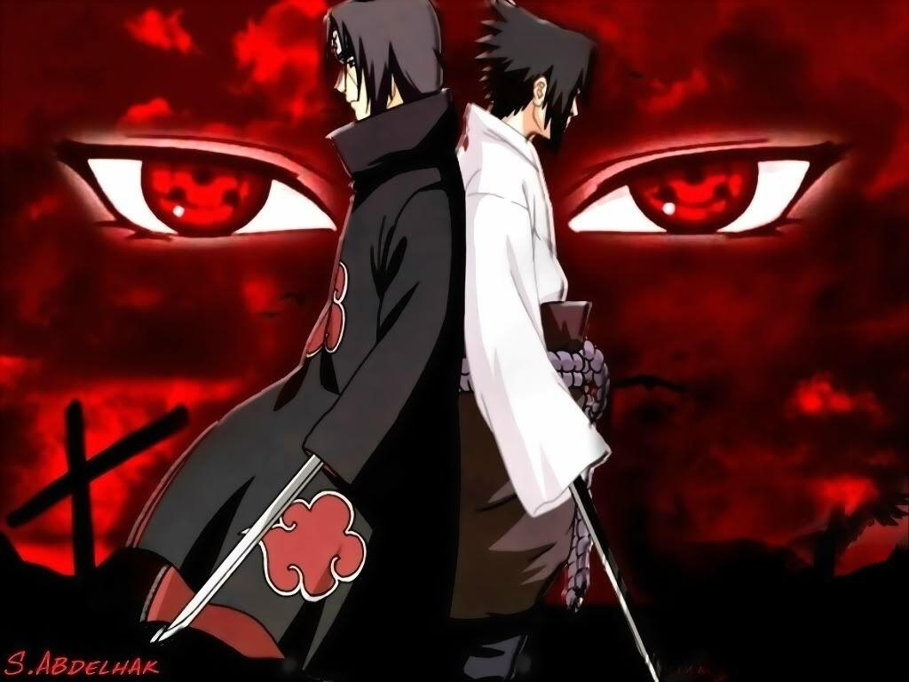 10 Latest Sasuke Uchiha Sharingan Wallpaper FULL HD 1920×1080 For PC Background