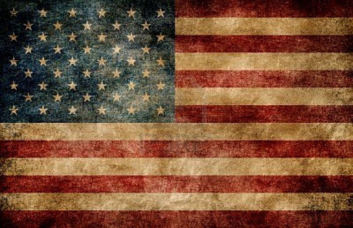 save the date idea- merican flag | 7140232-american-flag-background