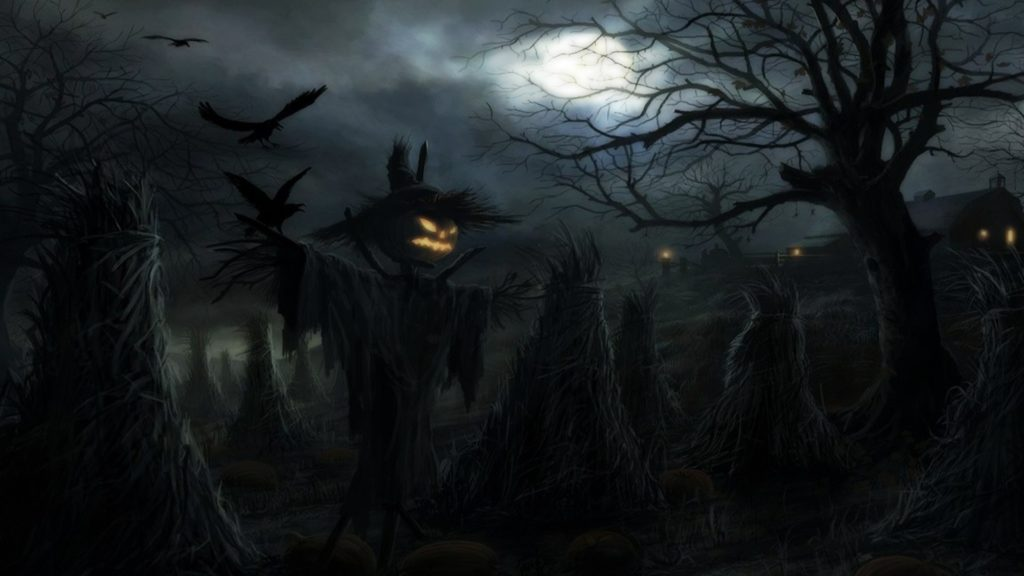 10 New Scary Halloween Wallpapers Hd FULL HD 1080p For PC Desktop 2018 free download scary halloween wallpaper hd 1024x576